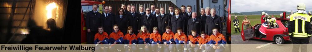 Freiwillige Feuerwehr Walburg